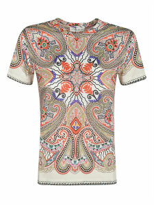 Etro Short Sleeve T-Shirt