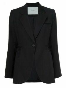 Adam Lippes single button blazer - Black