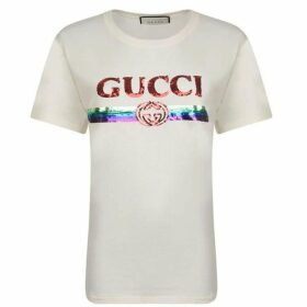 Gucci Fake Rainbow T Shirt