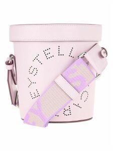 Stella Mccartney Logo Bucket Bag