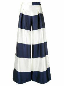 Taller Marmo la naranja trousers - Blue