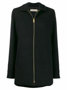 Emilio Pucci oversized shirt coat - Black