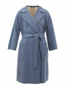 Weekend Max Mara - Balta Coat - Womens - Mid Blue