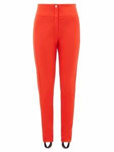 Fusalp - Milesime Technical Ski Trousers - Womens - Red