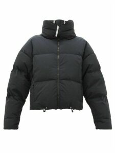 Cordova - Mont Blanc Technical-fabric Down-filled Jacket - Womens - Black