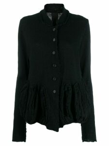 Rundholz Black Label distressed-knit cardigan