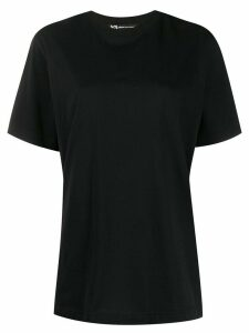 Y-3 Craft relaxed-fit cotton T-shirt - Black
