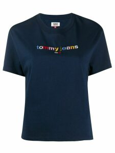 Tommy Jeans branded T-shirt - Blue