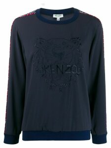 Kenzo logo sweatshirt - Blue