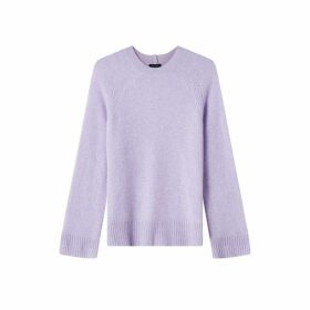 Jigsaw Cloud 7 Slouchy Crew Jumper