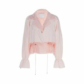 Noon By Noor Leamington Cropped Jacket