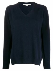 Stella McCartney knitted jumper - Blue