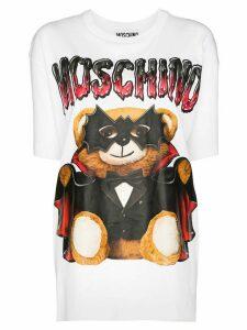 Moschino Dracula Teddy T-shirt - White