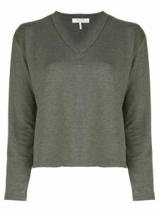 Rag & Bone V-neck sweatshirt - Green