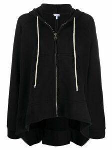 Loewe oversized hoodied - Black