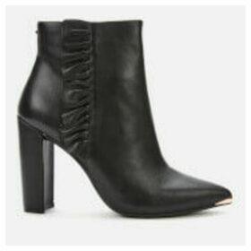 Ted Baker Women's Frillil Leather Ankle Boot - Black - UK 8