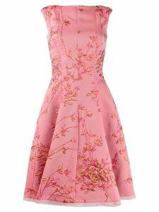 Talbot Runhof Korbut dress - PINK