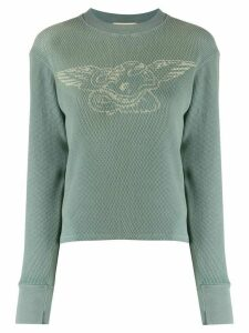 Yeezy Eagle and Snake sweatshirt - Grey