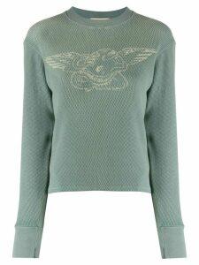 Yeezy Eagle and Snake sweatshirt - Grey