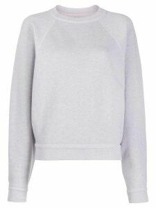 Isabel Marant Étoile raglan sleeve sweatshirt - PURPLE