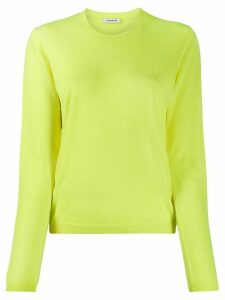 P.A.R.O.S.H. Wonder fine knit jumper - Yellow