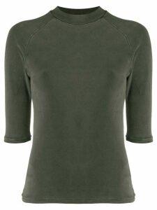 Yeezy half raglan sleeves sweatshirt - Grey