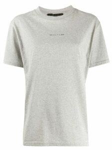 1017 ALYX 9SM logo printed T-shirt - Grey
