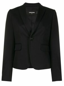 Dsquared2 tailored blazer jacket - Black