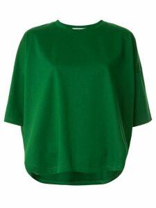 Enföld oversized crew-neck T-shirt - Green