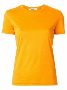Enföld plain crew-neck T-shirt - Yellow