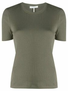 Rag & Bone Kari ribbed T-shirt - Green