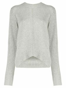 Isabel Marant relaxed fit jumper - Grey