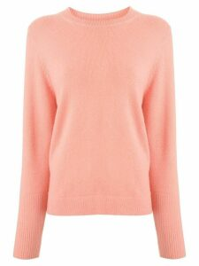 Chinti and Parker fine knit jumper - PINK