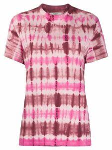 Isabel Marant Étoile Dena tie-dye T-shirt - PINK