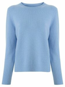 Chinti & Parker fine knit jumper - Blue