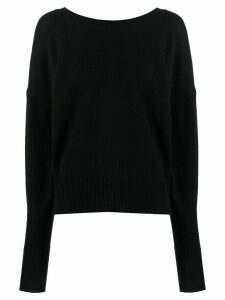 Isabel Marant v-neck cardigan - Black