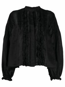 Isabel Marant Samaly blouse - Black