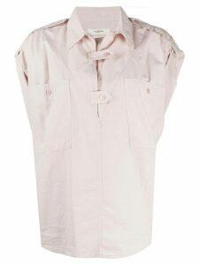 Isabel Marant Étoile Manuela shirt - PINK