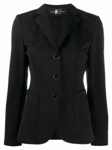 Luisa Cerano single breasted blazer - Black