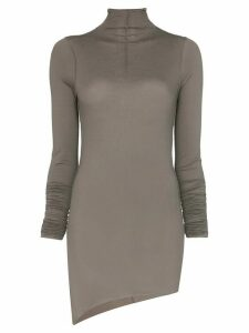 Lemaire turtleneck bodycon top - Grey