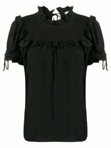 Dondup blouson top - Black