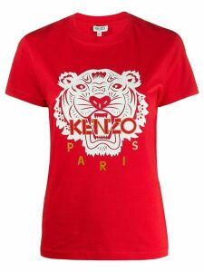 Kenzo Tiger T-shirt - Red