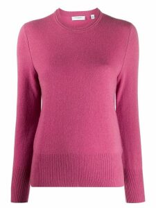 Equipment Sanni slim-fit cashmere jumper - PINK