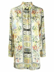 Etro printed blouse - NEUTRALS
