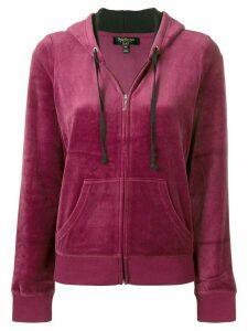 Juicy Couture zip-up hoodie - Red