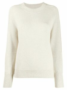 Zadig & Voltaire long sleeve sweater - NEUTRALS