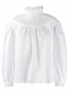 Isabel Marant Étoile Amalia ruffled blouse - White