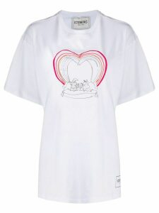 Iceberg Disney print T-shirt - White