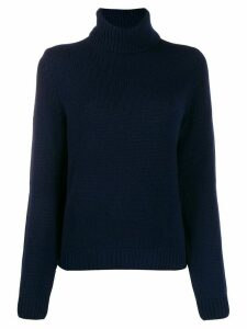 Ba & Sh Lace jumper - Blue