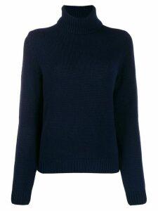 Ba & Sh Lace jumper - Blue